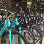 Ride our bikes around Frisco