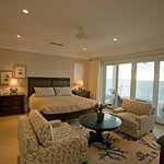 Master Bedroom of our penthouse 3 bedroom Oceanfront Suite