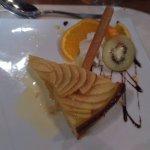La tarte aux pommes, délicieuse