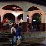 Bonito Kiosco, noche fresca y gente amable