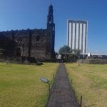 Panorámica de la Plaza de Las Tres Culturas