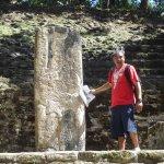 Wonderful tour to Lamanai