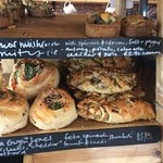Lunch time breads