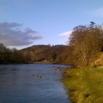 River Tweed sits alongside (and can be accessed from) the hotel