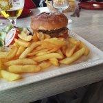 """A 16€, dommage que le burger ne soit pas plus """"régional"""""""