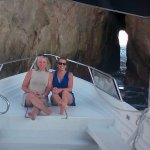 Julia and Val Enjoy Cabo