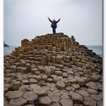 The Giant's Causeway is absolutely amazing!!