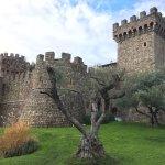 Visão do castelo