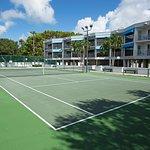 Tennis court - 2017