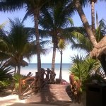 Beachfront La Palapa Hotel Adult Oriented Foto