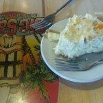 Orange Coconut Pie