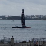 America's Cup US entry - Oracle