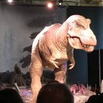 robotic T-Rex awesome