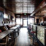 Bar side @ Coldstream Brewery