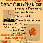 Fall Wine Pairing