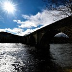 The Birnam Inn is only 3 minutes from The River Tay