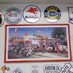 Route 66 Mother Road Museum, Barstow, CA.