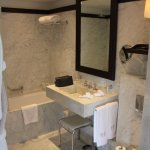 Room #700 Bathroom