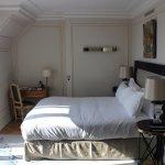 Room #700 Sleeping Area