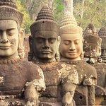 Siem Reap Angkor Tom