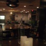back of restaurant