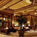 Beautiful lobby.
