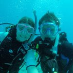 Father-Daughter Dive March 2017