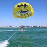 Siesta Key Watersports Parasailing