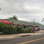 #DayView Of Our Locatwe are a food truck located in parking lot of 5ARenTASpace In Honokowai Mau