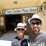 Caye Caulker Plaza Hotel Foto
