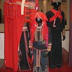 Another tribal wedding attire