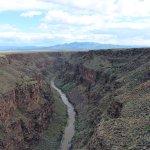 Breathtaking View of the Rio Grande Gorge