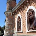 torre lateral del castillo