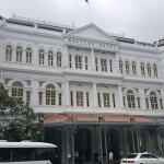 Foto di Raffles Hotel Singapore