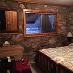 Cave Creek Ranch Stone Cabin rental.