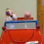 Peppas' car