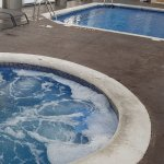 Jacuzzi y piscina (Azotea)