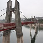 Shibaozhai Pagoda bridge