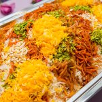 Catering Examples - Rice
