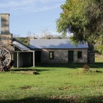 Ellensbrook, Margaret River  - side and waterwheel