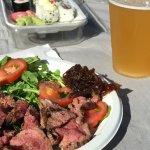 Beer, Sushi & Steak