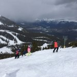 Awesome family and friends trip to marmot basin!