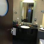 Classic room bathroom: Average