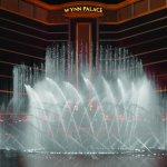 Performance Lake at Wynn Palace