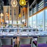 Restaurant mit Ausblick für den perfekten Lunch