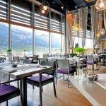 Ausblick auf Innsbruck und die Bergwelt