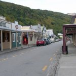 Arrowtown in the early evening