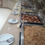 Best Business Lunch of Karachi in Marcopolo Restaurant from Monday to Friday, timings 12:30 noon