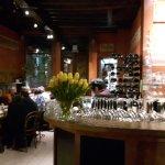 Foto van Vier tafels