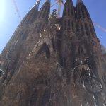 Foto de Basílica de la Sagrada Familia